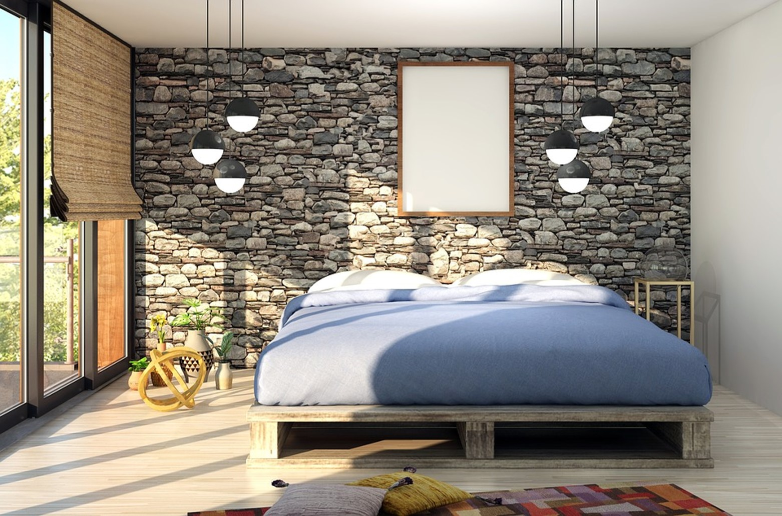 matelas pliant les mod les confortables du moment nin 39 s lifestyle blog. Black Bedroom Furniture Sets. Home Design Ideas